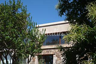 Villa for rent with private garden Cáceres