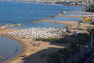 Apartamento para 2-3 personas a 10 m de la playa Crotona