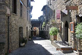Appartement de 2 chambres à Ainsa Huesca