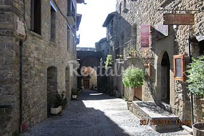 Apartamento de 2 habitaciones en Ainsa Huesca