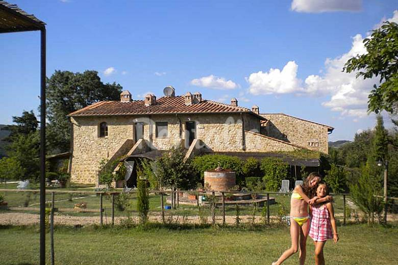 Casa Toscana - Casas En Toscana - Mimasku.com