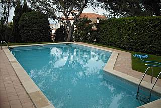 Apartment with 1 bedroom only  meters from the beach Girona