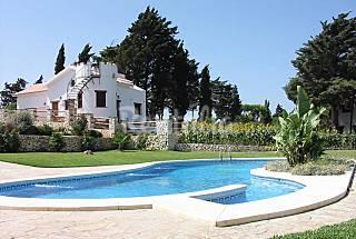 Villa El Pomelo con jacuzzi a 900 m de la playa Cádiz