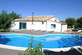 Villa with 4 bedrooms 2 km from the beach Trapani