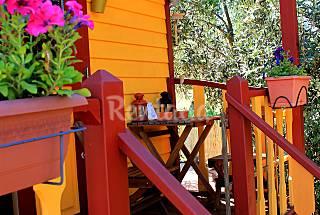 Casa con 1 stanza a 15 km dal mare Beja