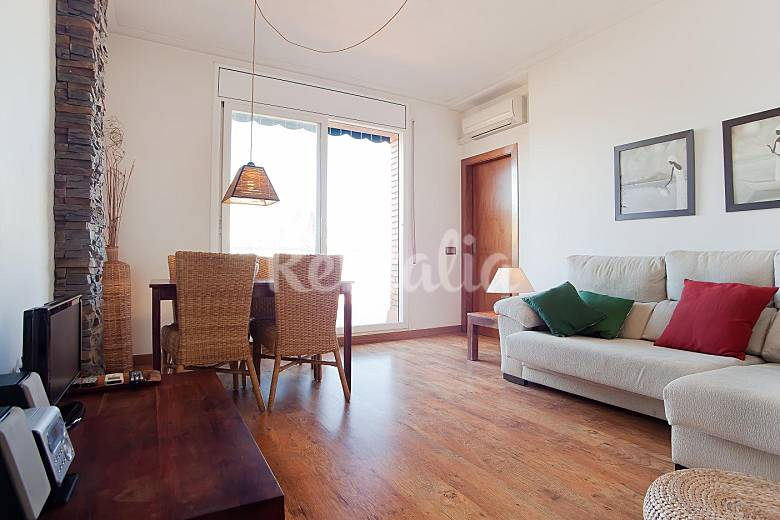 Apartment with 2 bedrooms in the centre of Barcelona Barcelona