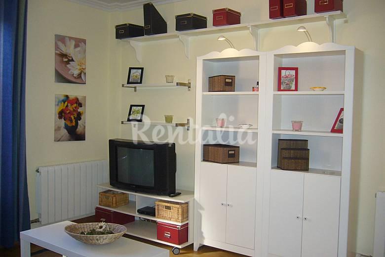 Apartamento de 2 habitaciones en salamanca salamanca salamanca ruta v a de la plata - Apartamentos en salamanca ...
