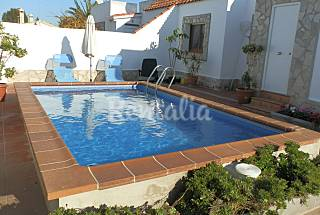 House for rent only 300 meters from the beach Tarragona