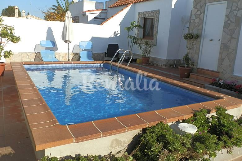 Casa en alquiler a 300 m de la playa riumar deltebre tarragona costa dorada - Alquiler casas vacacionales costa dorada ...