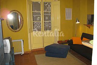 Apartment for 2-3 people in mountain environment Lerida