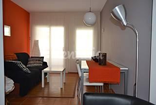 Apartamento para 2-3 personas a 50 m de la playa Girona/Gerona