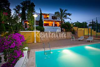 Villa for rent 5 km from the beach Ibiza