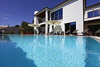 Villa para 8 personas a 100 m de la playa Mallorca