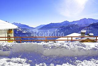 Cozy apartment with stunning view & close 2 lifts! Aosta