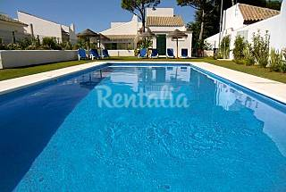 Villas La Barrosa a 400 m de la playa Cádiz