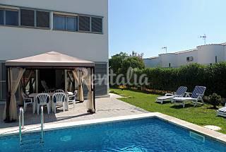 Villa para 8 personas  a 500 m de la playa Menorca
