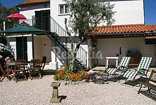 Villa for 4-5 people 3 km from the river  beach Coimbra