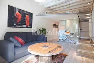 Appartement de 1 chambre à Barcelona centre Barcelone