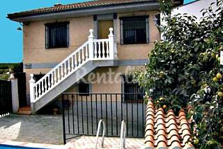 House with 5 bedrooms with swimming pool Granada