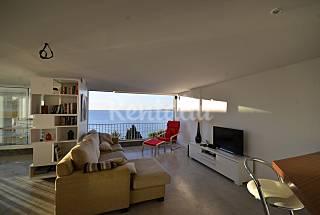 tahiti 5, ap de lujo, 6 pers vista 180 al mar Alicante