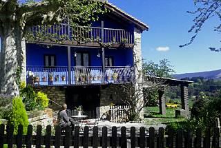 Maison de type rural du XVII éme siécle, Turtzioz. Biscaye