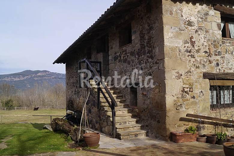 casas rurales en gerona: