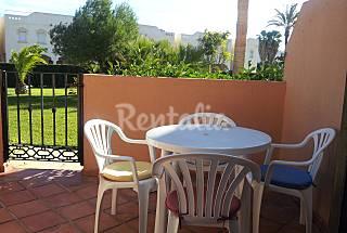 Apartamento a 50 m de la playa (Vera naturista) Almería