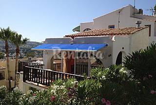 Bungalow con encanto, vistas al mar y panoramicas. Alicante