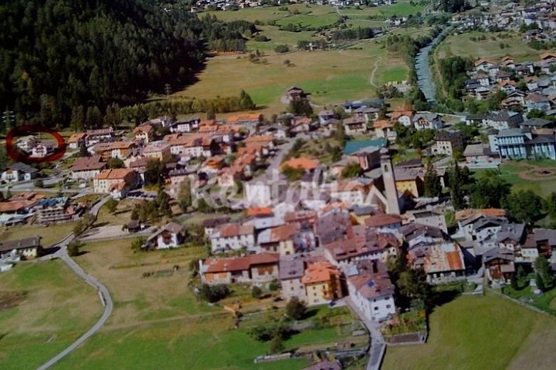 Apartment for 8 people Pellizzano Trentino