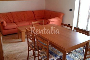 Apartment Dining-room Trentino Pellizzano Apartment