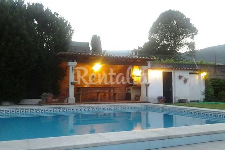 Casa de 4 habitaciones con piscina en r as baixas poio san xoan p poio pontevedra r as - Piscinas en pontevedra ...