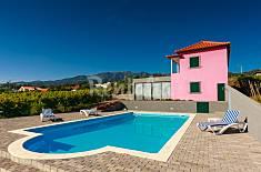 Vivenda para 2 a 10com 4 quartos a 2.5 km da praia Ilha da Madeira