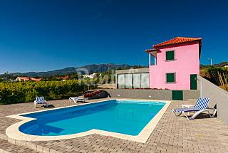 Villa for 2 to 10 persons 2.5 km from the beach Isle of Madeira