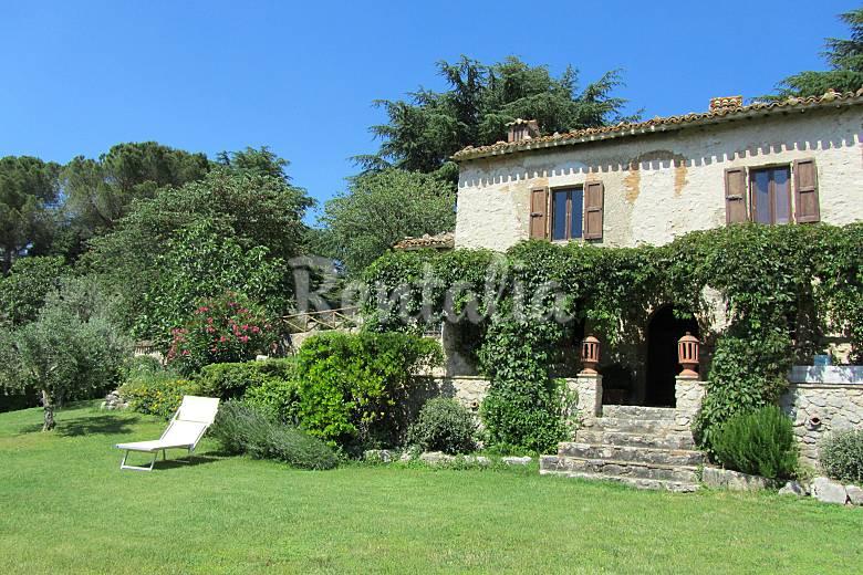 Independent Cottage for 4+3 Pax - Umbria  Spoleto Perugia