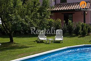 6 Houses with 3 bedrooms with swimming pool Grosseto