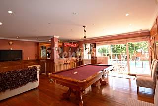 Unique country villa for 14 pax with snooker table Algarve-Faro