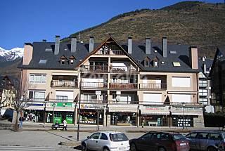 2 Apartamentos en el Valle de Aran Lleida/Lérida