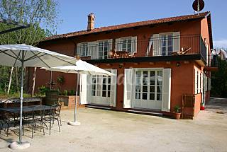 Casa com 2 quartos com jardim privado Asti