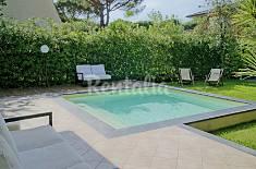 Villa in affitto con piscina Lucca