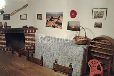 Casa Parte interna della casa Rioja (La) Ollauri Casa di campagna