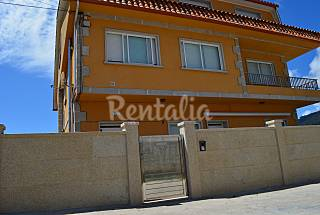 House for rent only 1000 meters from the beach Pontevedra