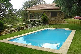 Villa en alquiler con piscina Ávila