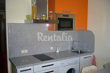 Apartamento-loft Cocina Salamanca Salamanca Apartamento