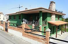 Maison pour 8-10 personnes à 300 m de la plage Asturies