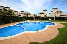 Casa de 2 habitaciones a 1300 m de la playa Alicante