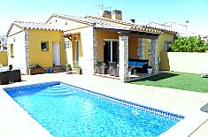 Casa para 6 personas  cerca de la playa Girona/Gerona