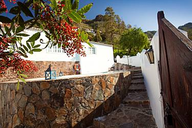 Holiday Outdoors Gran Canaria Agaete Countryside villa