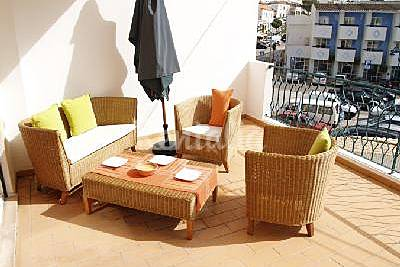 Apartamento para 2-4 personas a 30 m de la playa Algarve-Faro