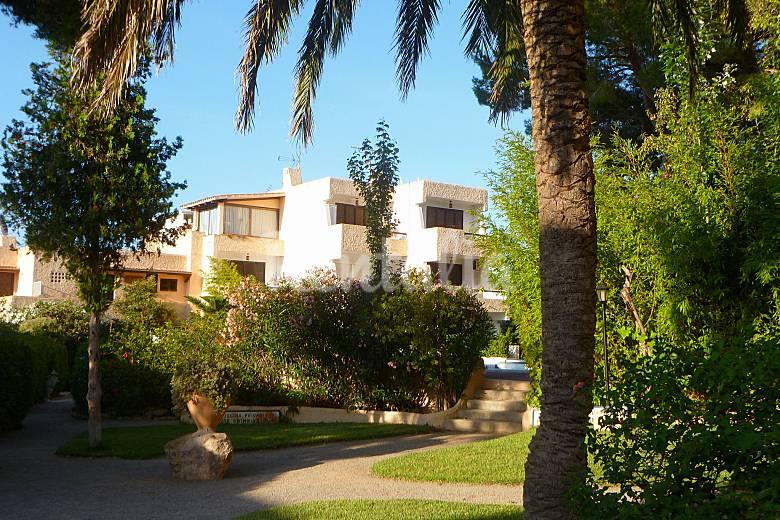 Apartamento en alquiler a 200 m de la playa santa eulalia santa eulalia del r o ibiza eivissa - Apartamentos en santa eulalia ibiza ...