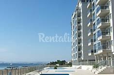 La manga apartamentos en primera linea de playa Murcia